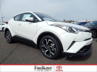 Used 2018 Toyota C-HR XLE in Trevose, Pennsylvania