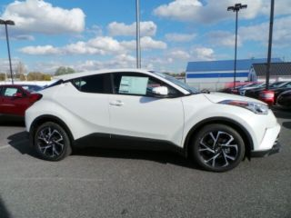 New 2018 Toyota C-HR XLE in Newark, Delaware