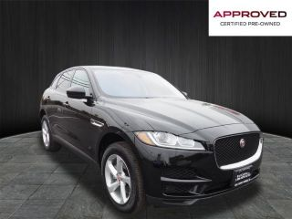 Used 2018 Jaguar F Pace Premium In Edison New Jersey