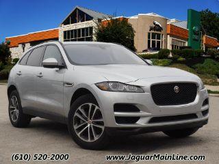 Jaguar F Pace Premium 2018