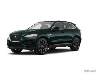 2018 Jaguar F-Pace Prestige