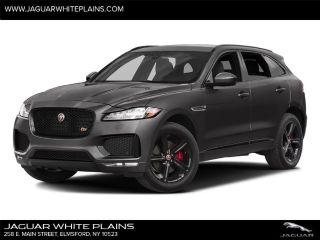 Jaguar White Plains >> Used 2018 Jaguar F Pace S In Elmsford New York