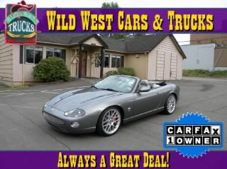 Wild West Cars And Trucks >> Used 2006 Jaguar Xk Xkr In Seattle Washington