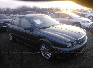 Jaguar X-Type Sport 2002