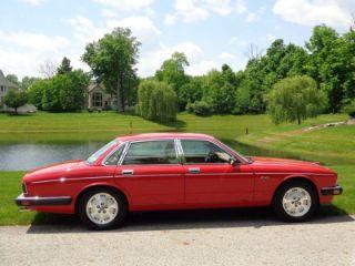 1994 Jaguar XJ Vanden Plas