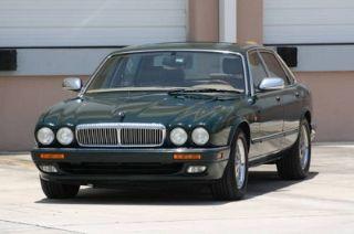 Jaguar XJ Vanden Plas 1995