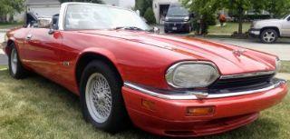 1994 Jaguar XJ XJS