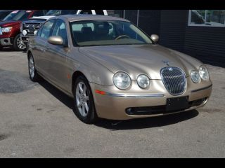 2005 Jaguar S-Type VDP