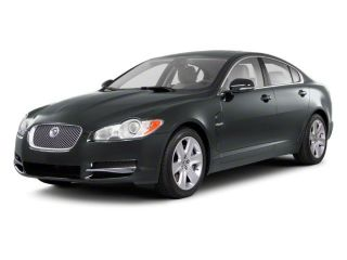 2012 Jaguar XF Portfolio