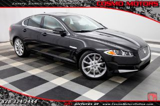 Jaguar XF Supercharged 2013