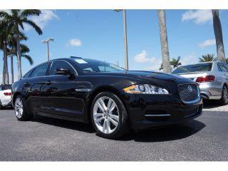 Jaguar XJ XJL 2011