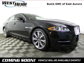 Jaguar XJ XJL Supercharged 2011