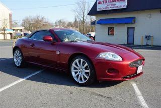 Jaguar XK 2008