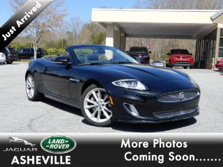 2014 Jaguar XK Touring