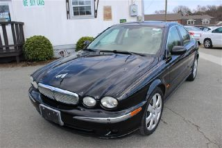 2006 Jaguar X-Type VDP