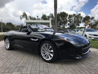 Jaguar F-Type 2017