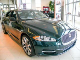 Used 2015 Jaguar XJ in Bellevue, Washington