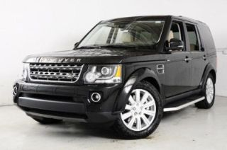 Used 2016 Land Rover LR4 in Dallas, Texas