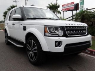 Used 2016 Land Rover LR4 in San Juan, Texas