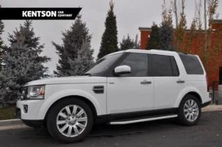 Land Rover LR4 Base 2016
