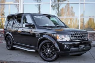 Land Rover LR4 Landmark Edition 2016