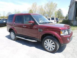 Used 2016 Land Rover LR4 in Albany, New York