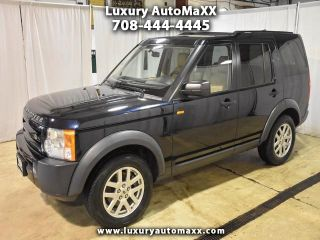 Used 2007 Land Rover LR3 SE in Tinley Park, Illinois