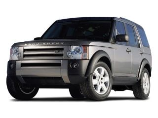 Land Rover LR3 HSE 2008