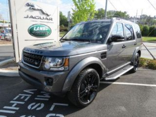 Used 2016 Land Rover LR4 HSE in Atlanta, Georgia