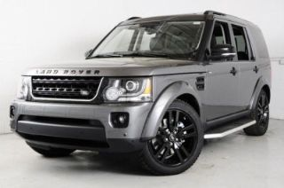 Used 2016 Land Rover LR4 HSE in Dallas, Texas