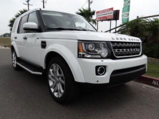 Used 2016 Land Rover LR4 HSE in San Juan, Texas