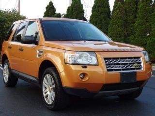 Land Rover LR2 SE 2008