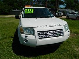 Used 2008 Land Rover LR2 SE in Baton Rouge, Louisiana
