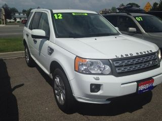Used 2012 Land Rover LR2 HSE in Twin Falls, Idaho