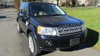Land Rover LR2 HSE 2012