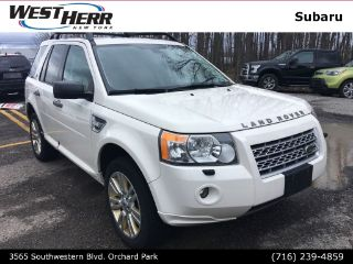 Used 2009 Land Rover LR2 HSE in Lockport, New York