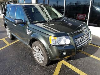 Land Rover LR2 HSE 2009