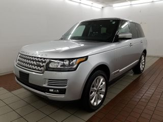 Land Rover Range Rover HSE 2013