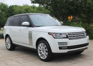 Used 2014 Land Rover Range Rover Supercharged in Louisville, Kentucky