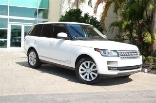 Land Rover Northfield >> Used 2016 Land Rover Range Rover Supercharged In Northfield Illinois