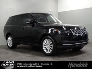 Land Rover Charlotte >> Used 2018 Land Rover Range Rover Hse In Charlotte North Carolina