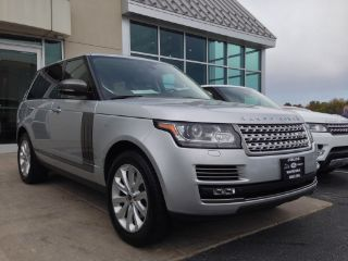 Used 2014 Land Rover Range Rover HSE in Beaver Dam, Wisconsin