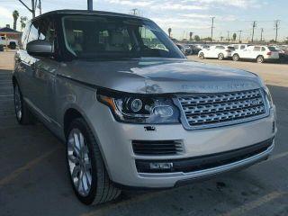 Land Rover Range Rover 2014