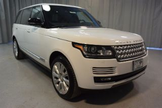 Used 2014 Land Rover Range Rover Supercharged in Beardstown, Illinois