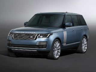 Land Rover Range Rover Supercharged 2018