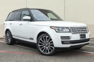 Used 2014 Land Rover Range Rover in Rio Vista, California