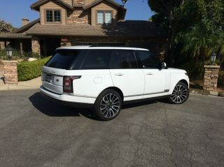 Used 2014 Land Rover Range Rover Supercharged in Martinsville, Indiana