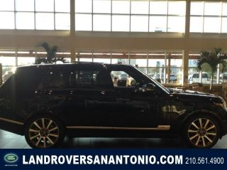Used 2014 Land Rover Range Rover Supercharged in Vermilion, Ohio