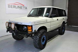 Land Rover Range Rover County 1995