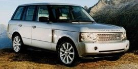 Used 2006 Land Rover Range Rover Supercharged in Elmwood Park, New Jersey